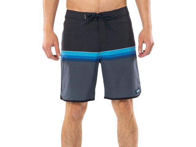Rip Curl Miragel Surf Revival Shorts Men, zwart/blauw